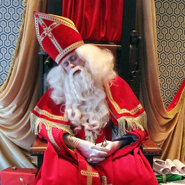 Lesideeën Sinterklaas beeldende vorming en drama