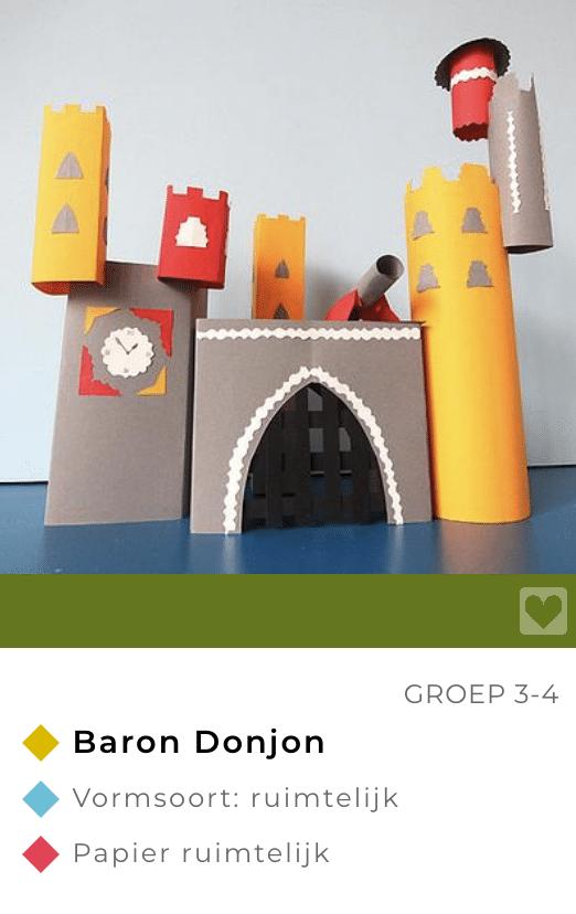 Kunstlessen basisschool