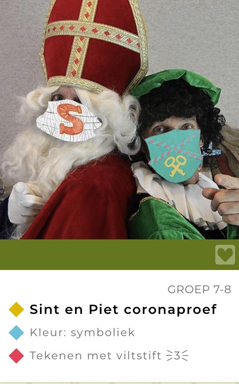 Lessen Sinterklaas