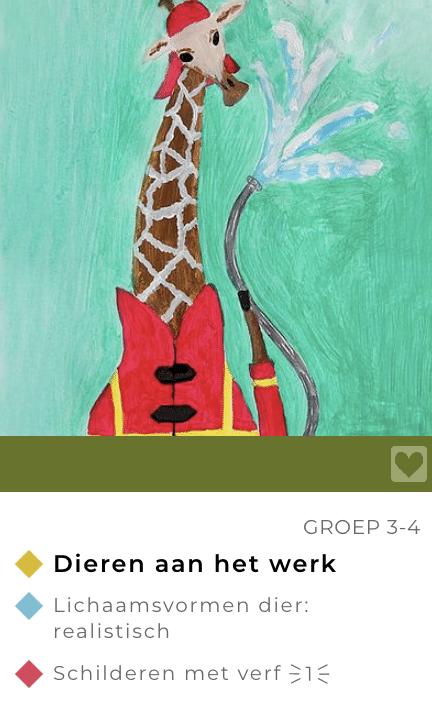 Kinderboekenweek beeldend